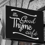 good thyme cafe drogheda